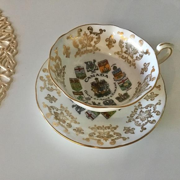Paragon Tea cup and saucer set